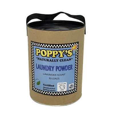 Poppy's Naturally Clean Lavender Laundry Powder