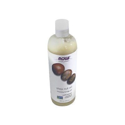 Now Pure Shea Nut Moisturizing Oil