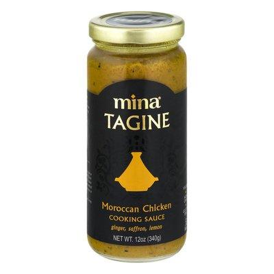 Mina Tagine Cooking Sauce Moroccan Chicken