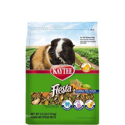Kaytee Fiesta Max Food For Guinea Pigs