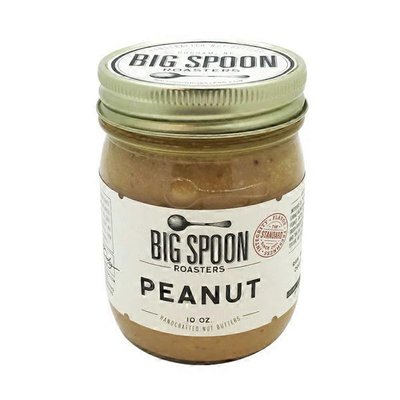 Big Spoon Roasters Peanut Butter
