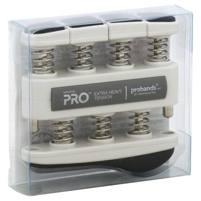 Pro Hands Hand Exerciser, Extra Heavy Tension