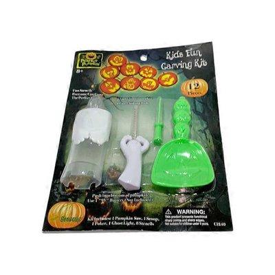 Perfect Pumpkin Pumpkin Masters Kids Fun Pumpkin Carving Kit