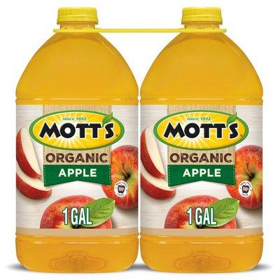 Mott's Organic Apple Juice