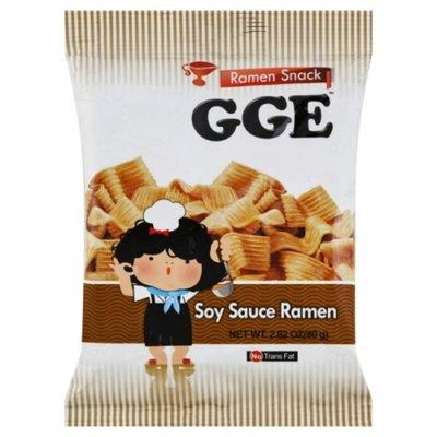 GGE Ramen Snack, Soy Sauce Ramen