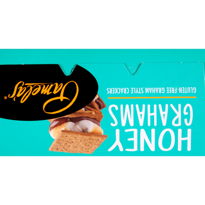 Pamela's Crackers, Gluten-Free, Honey Grahams