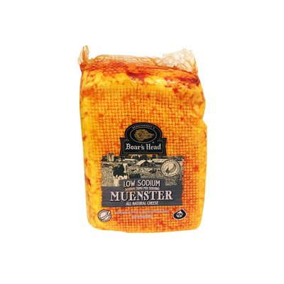 Boar's Head Low Sodium Muenster Cheese