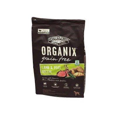 Castor & Pollux Organix Dog Food Grain Free Lamb And Peas Recipe