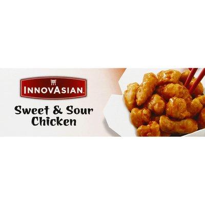 InnovAsian Cuisine Sweet & Sour Chicken