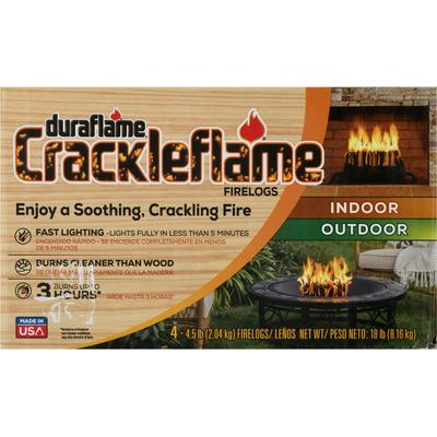 Duraflame Firelogs, 4 Pack