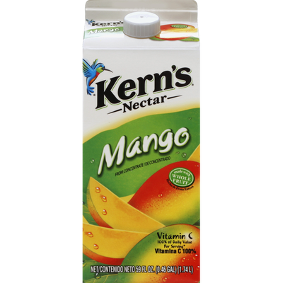 Kern's Nectar, Mango