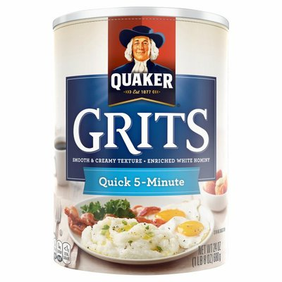 Quaker Grits, Quick 5-Minute