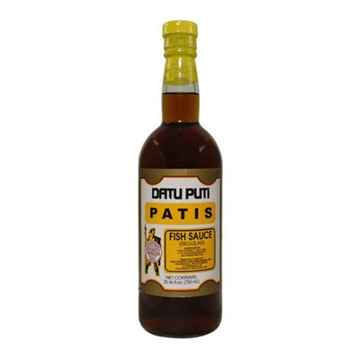 Datu Puti Patis, Regular Fish Sauce