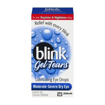 Blink Eye Drops, Lubricating, Moderate-Severe Dry Eye