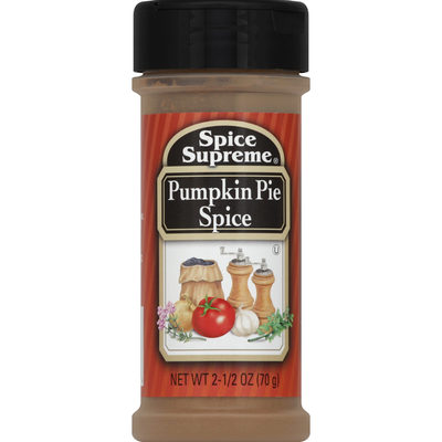 Spice Supreme Pumpkin Pie Spice
