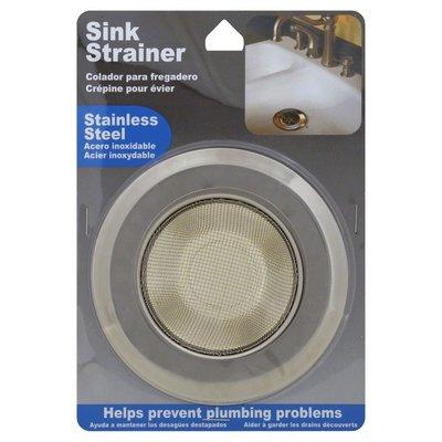 Brite Concepts Stainless Steel Sink Strainer