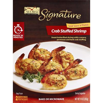 Sea Best Crab Stuffed Shrimp