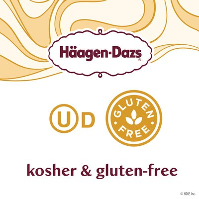 Haagen-Dazs Vanilla Bean Ice Cream