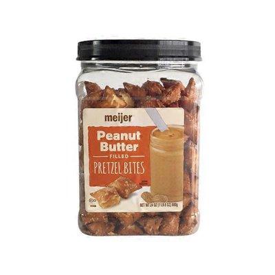 Meijer Peanut Butter Filled Pretzels