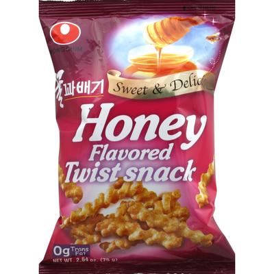 Nongshim Snacks, Honey Flavored Twist