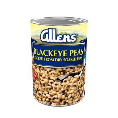 Allen's Dry Blackeye Peas