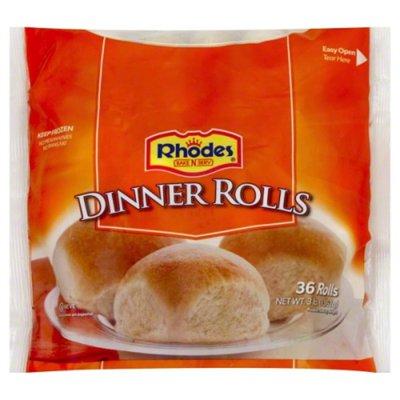 Rhodes Yeast Dinner Frozen Rolls Dough