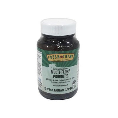 Fresh Thyme Multiflora Probiotic Caplets