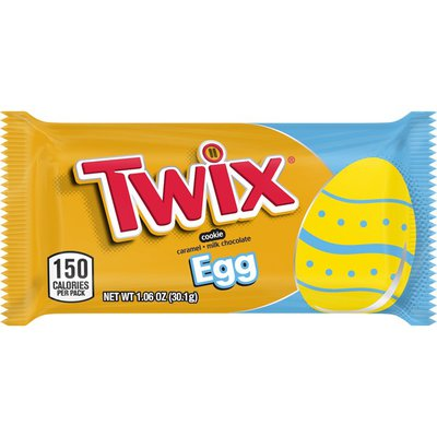 Twix Caramel Chocolate Cookie Easter Egg Candy