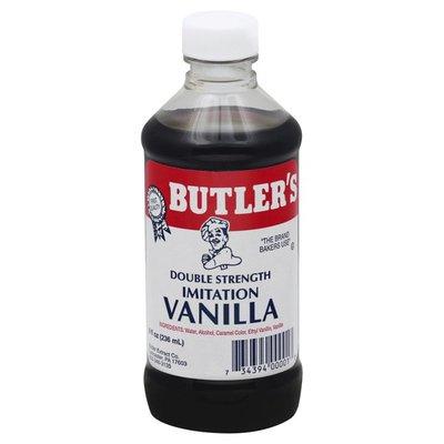Butlers Vanilla, Double Strength, Imitation