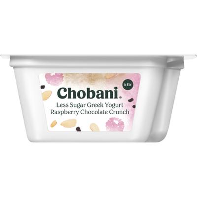 Chobani Yogurt, Raspberry Chocolate Crunch