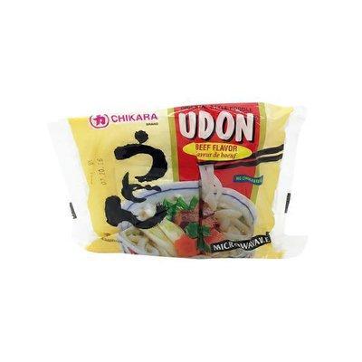 Chikara Udon Beef Flavor Noodles