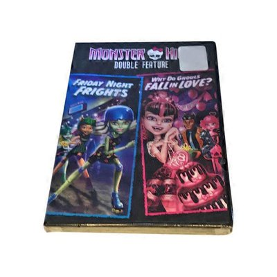 Universal Pictures Home Entertainment Monster High Ghouls Rule DVD