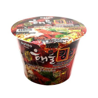 Paldo King Noodle, Seafood
