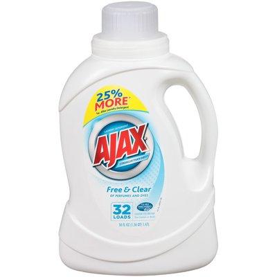 Ajax Free & Clear 32 Loads Laundry Detergent