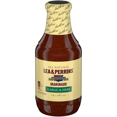 Lea & Perrins Garlic & Herb Marinade
