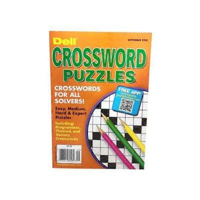 Dell Crosswords Extravaganza Puzzles