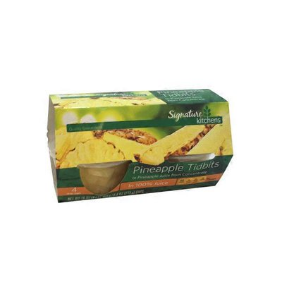 Signature Kitchens Pineapple Tidbits
