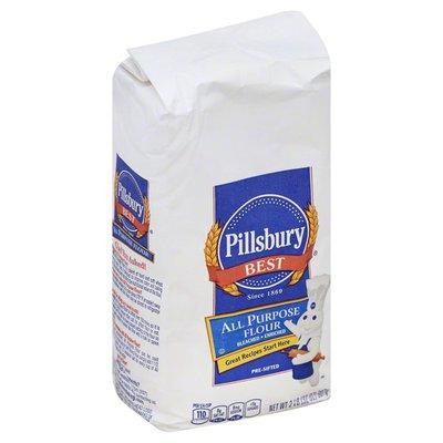 Pillsbury All Purpose Enriched Bleached Flour