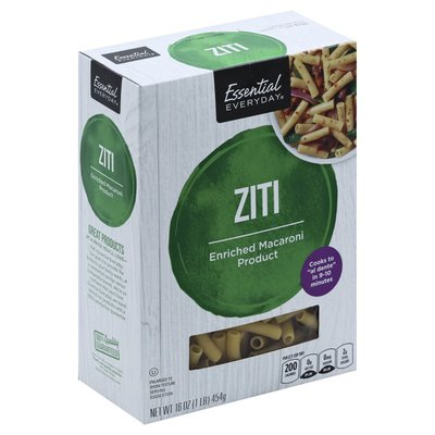 Essential Everyday Enriched Macaroni Product