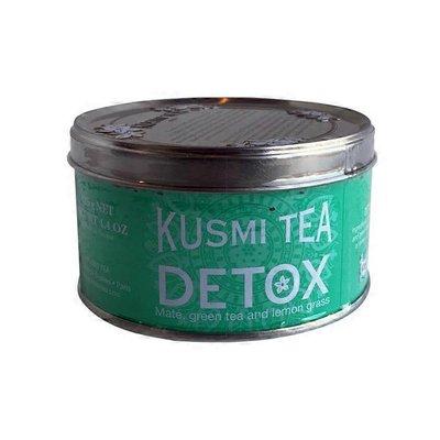 Kusmi Tea Detox Loose Tea in Tin