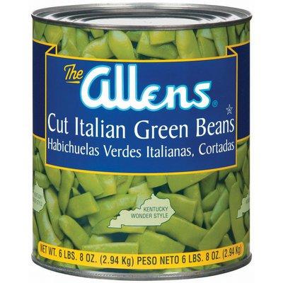 Allen's Green Beans, Cut, Italian