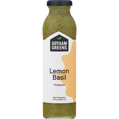 Gotham Greens Vinaigrette, Lemon Basil