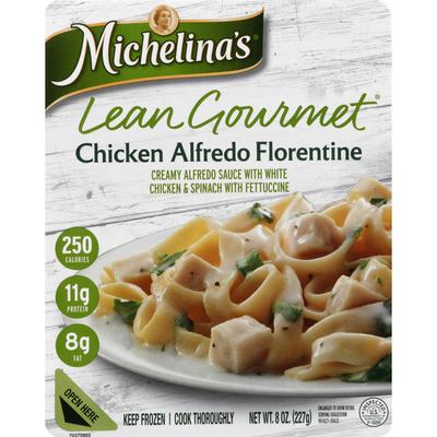 Michelina's Chicken Alfredo Florentino