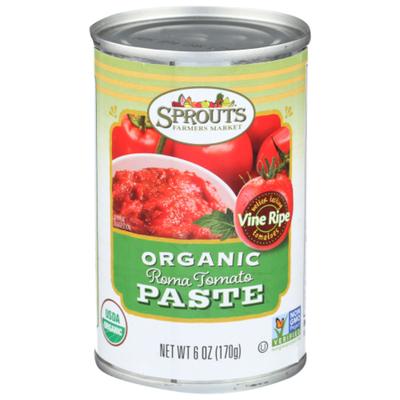 Sprouts Tomato Paste