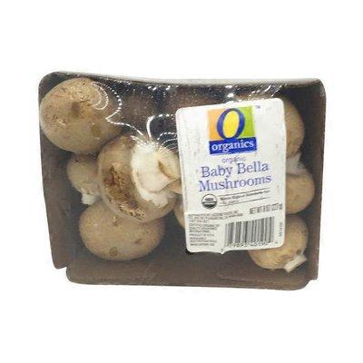 O Organics Mushrooms, Organic, Baby Bella