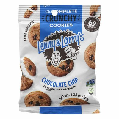 Lenny & Larry's The Complete Crunchy Cookie- Chocolate Chip