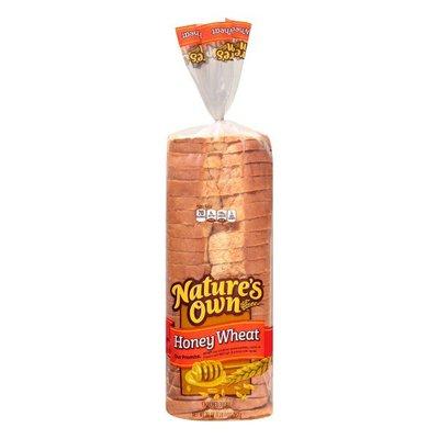 Nature's Own Honey Wheat Bread