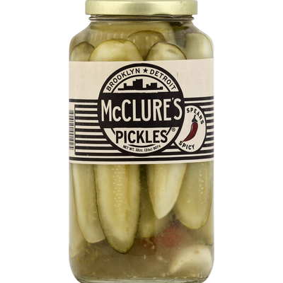 McClure's Pickles, Spears, Spicy