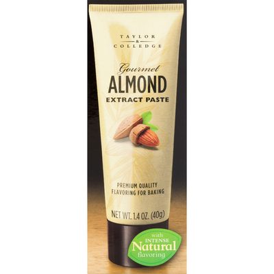 Taylor & Colledge Extract Paste, Gourmet, Almond