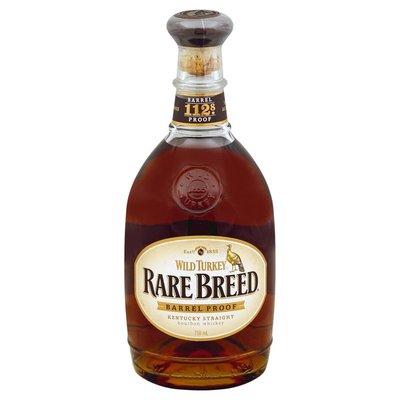 Wild Turkey Whiskey, Kentucky Straight Bourbon, Barrel Proof